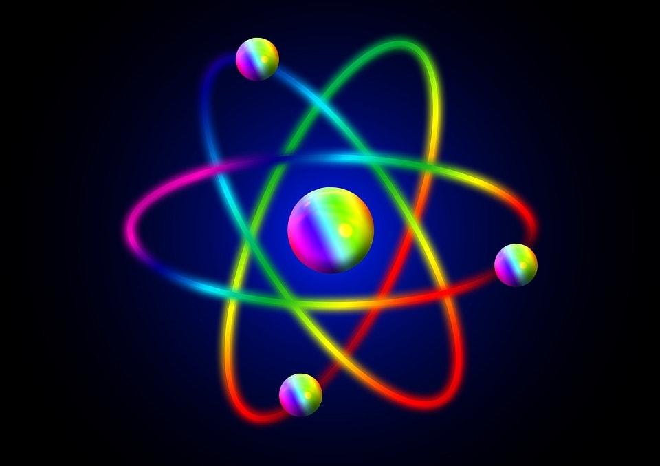 Marie Curie e l'atomo