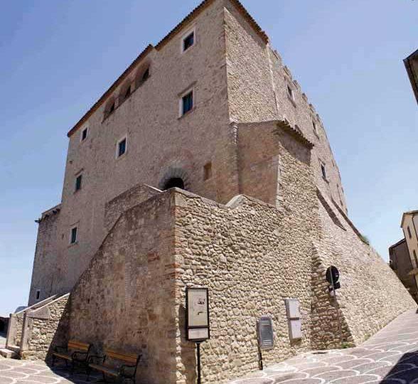 Museo | Castello di Capua a Gambatesa