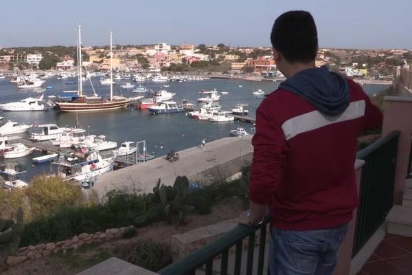 """""""Nel Blu"""", il cortometraggio dei ragazzi di Lampedusa per Ciak Junior"""