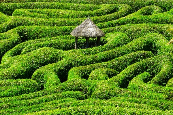 Come uscire da un labirinto con la matematica