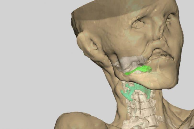 La voce di una mummia di 5.300 anni fa è stata ricreata dagli scienziati al computer