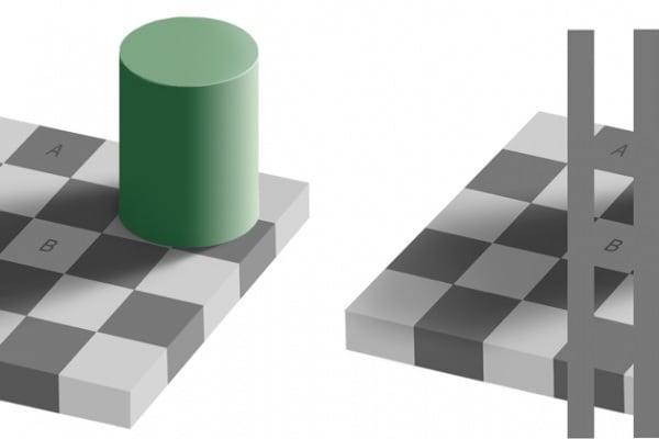 7 illusioni ottiche che vi faranno scoppiare la testa!