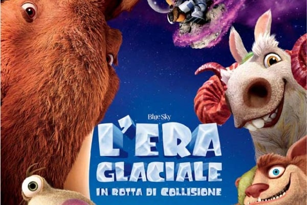 Cinema | L'era glaciale, in rotta di collisione