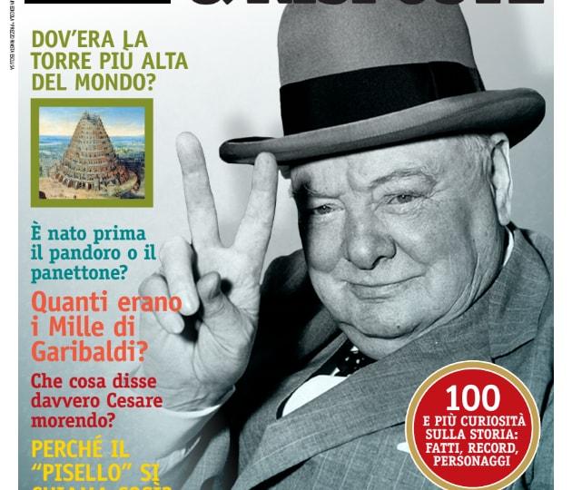 Focus Storia Domande&Risposte: in edicola dal 30 novembre