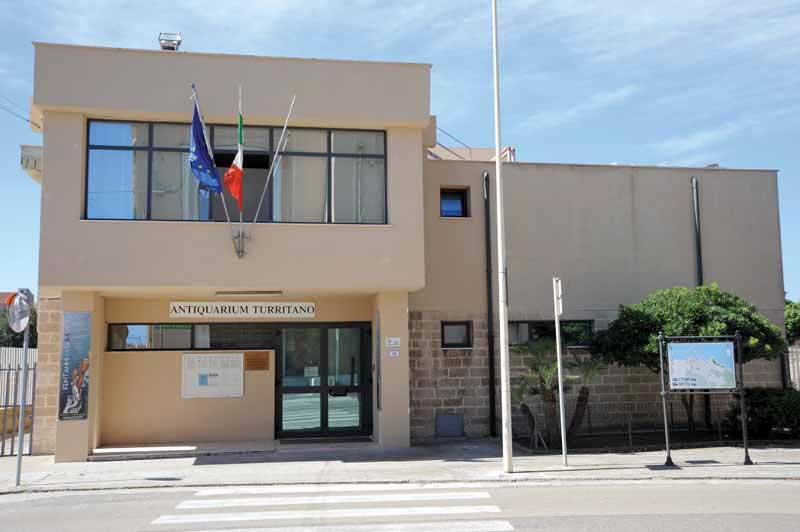 Museo | Antiquarium Turritano e area archeologica di Turris Libisonis
