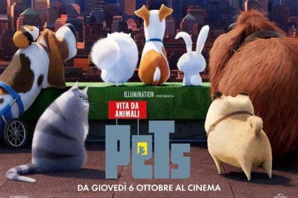 Pets-Vita da animali | La nuova fotogallery e il trailer del prossimo film con i nostri amici a quattro zampe!