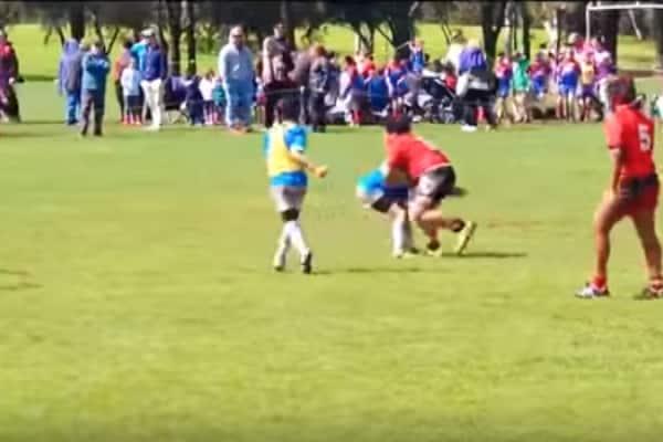 Australia | A 9 anni è una star del rugby!