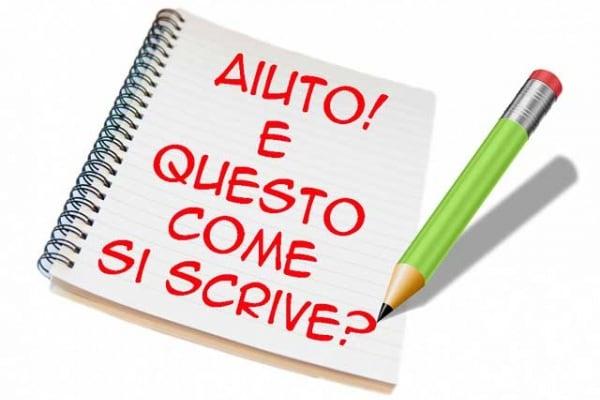 Come si scrive? | Gli errori ortografici più comuni in italiano