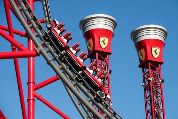 Apre in Spagna il parco divertimenti targato Ferrari