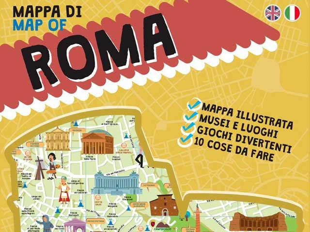 Italy For Kids | Le mappe geografiche per scoprire le città italiane