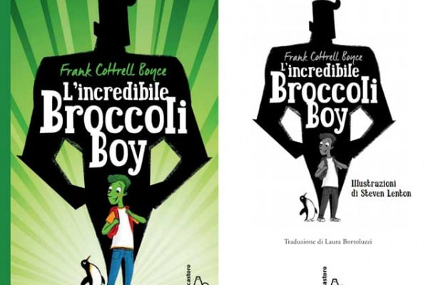 Libri | L'incredibile Broccoli Boy