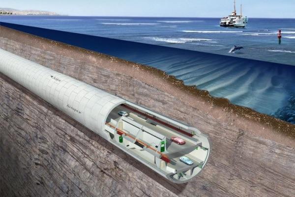 Avrasya, il tunnel subacqueo tra due continenti che risolve il traffico di Istanbul!