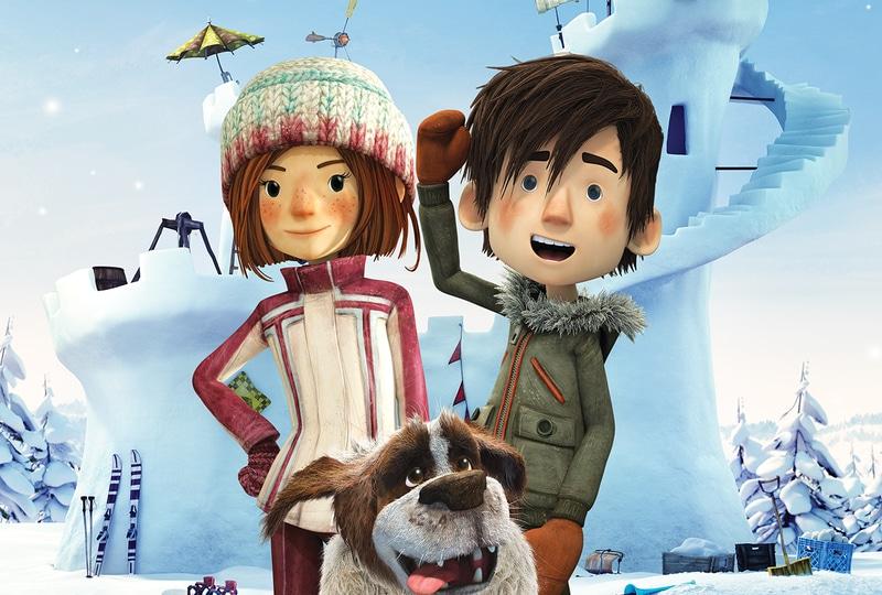 """Giochi invernali: arriva il film """"Palle di Neve""""! Guarda la clip in esclusiva"""