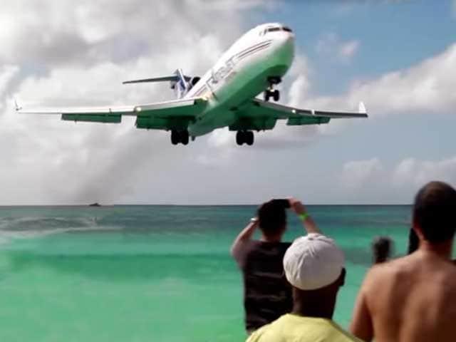 Gli aerei più pazzi del mondo | Atterraggi da record ai Caraibi