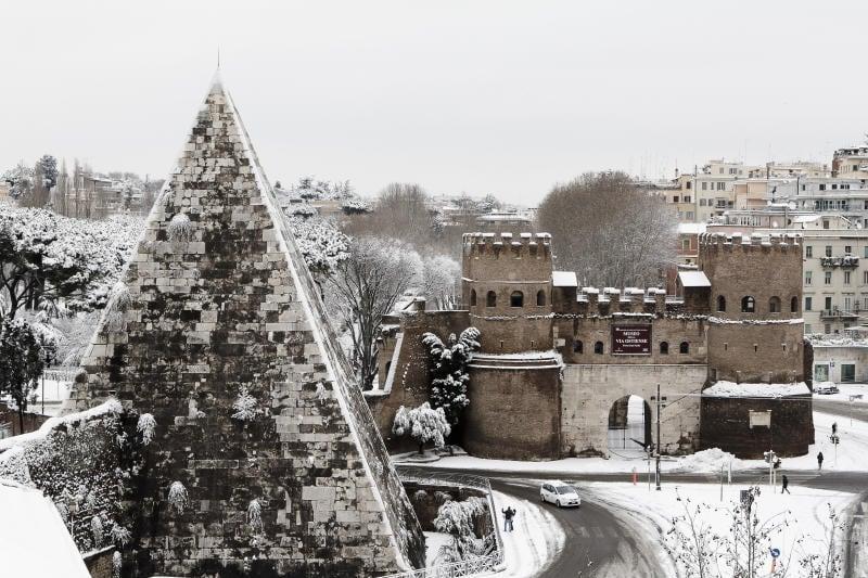 12 suggestive immagini di luoghi innevati in Italia / Image 10
