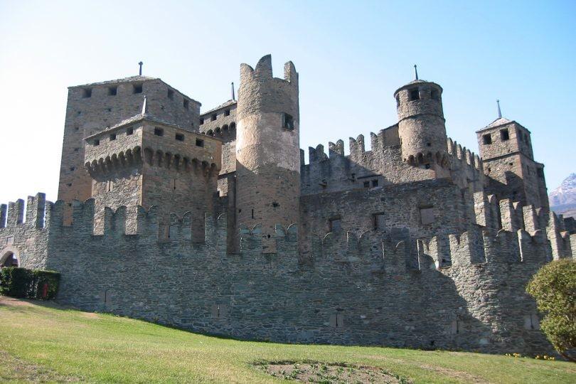 Adotta un castello in Francia