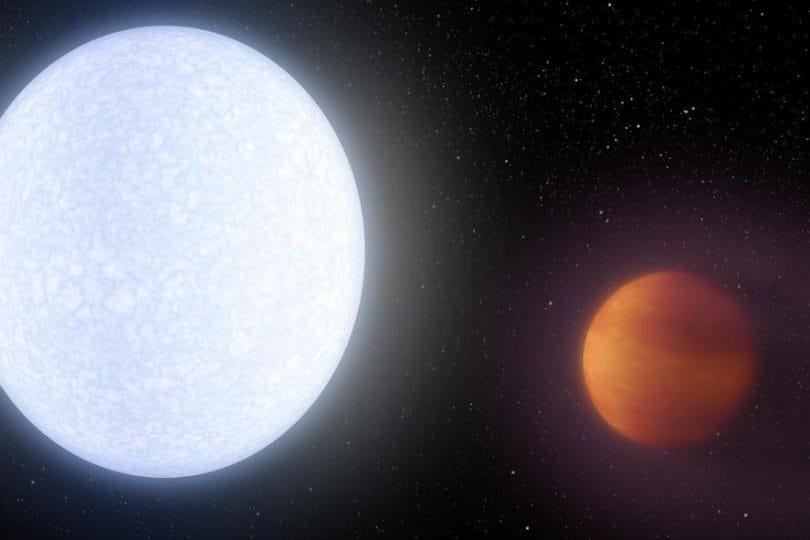Scoperto un pianeta… davvero infernale!