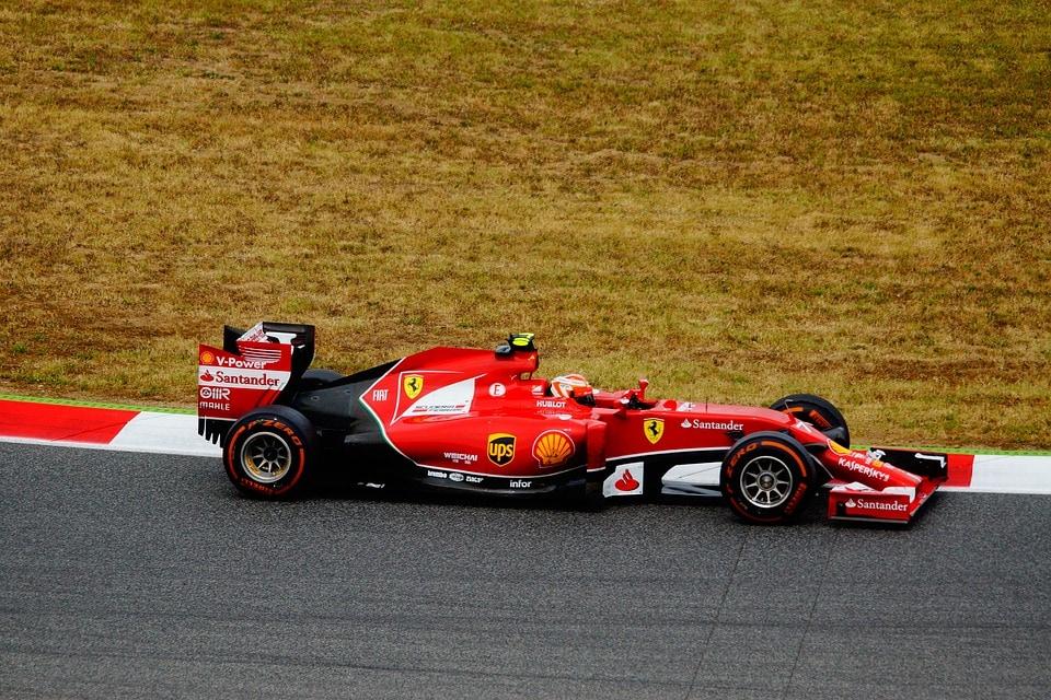 Dieci curiosità sulla Ferrari e la Formula 1