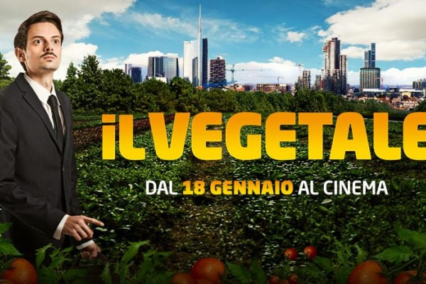Il Vegetale: Rovazzi e Morandi al red carpet del film