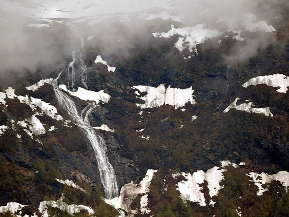 cascate più alte