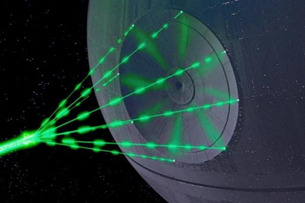 La scienza ricreerà il laser della Morte Nera di Star Wars?