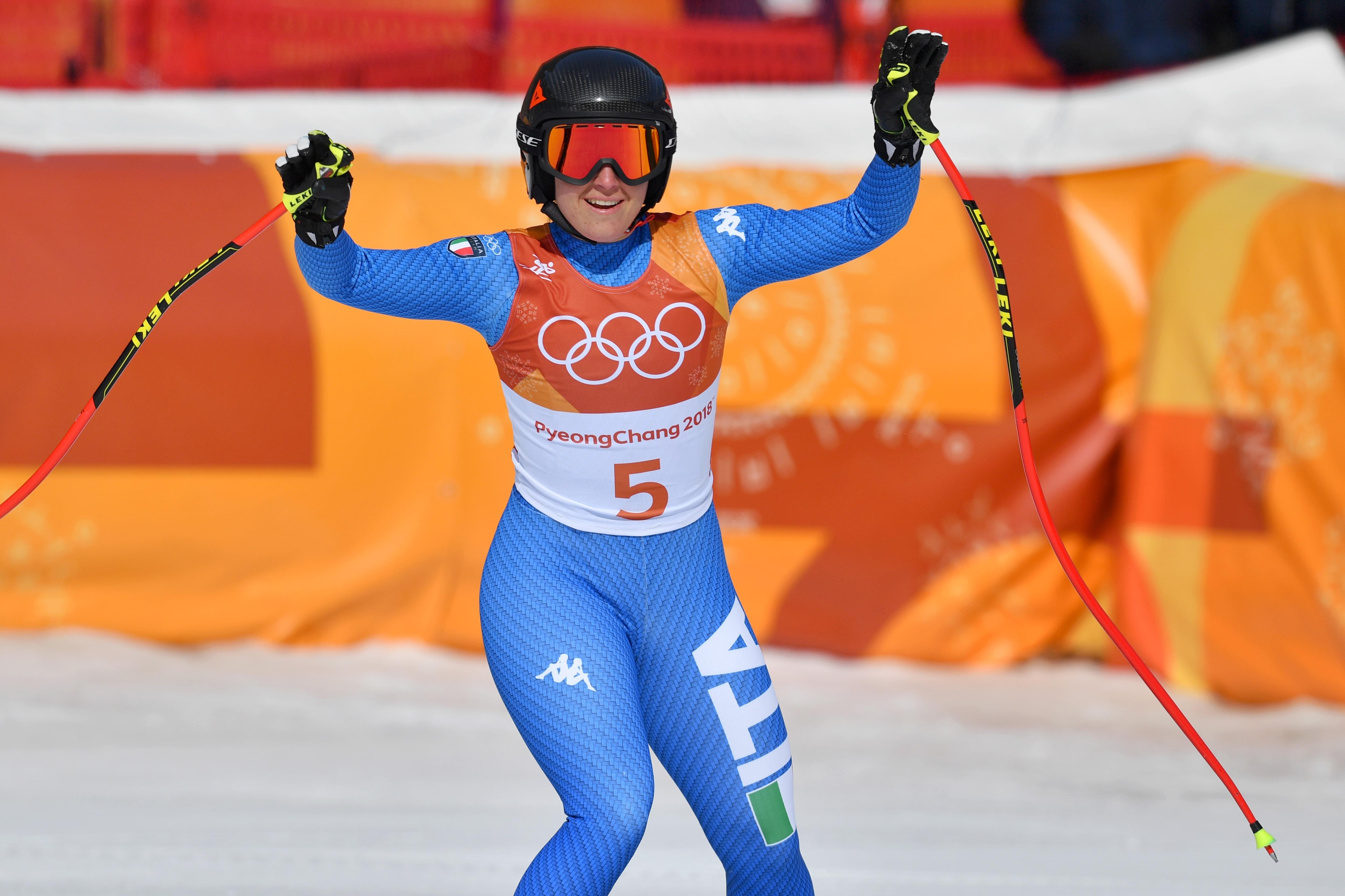Le foto più belle della sciatrice Sofia Goggia, oro alle Olimpiadi / Image 5