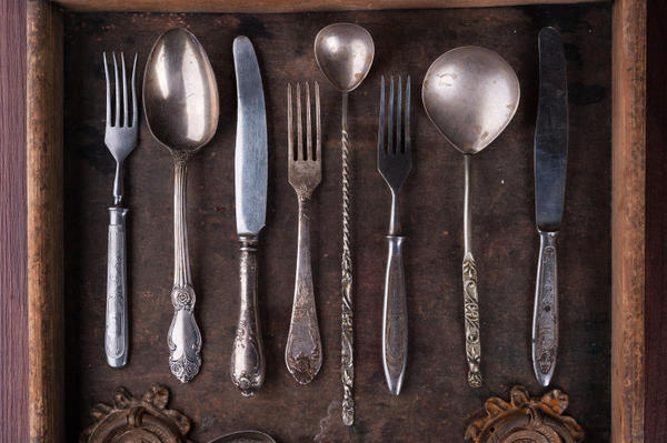 Gli oggetti che usiamo: la storia del cucchiaio e della forchetta