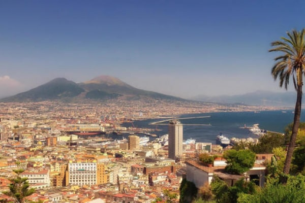 Geografia d'Italia | La Campania