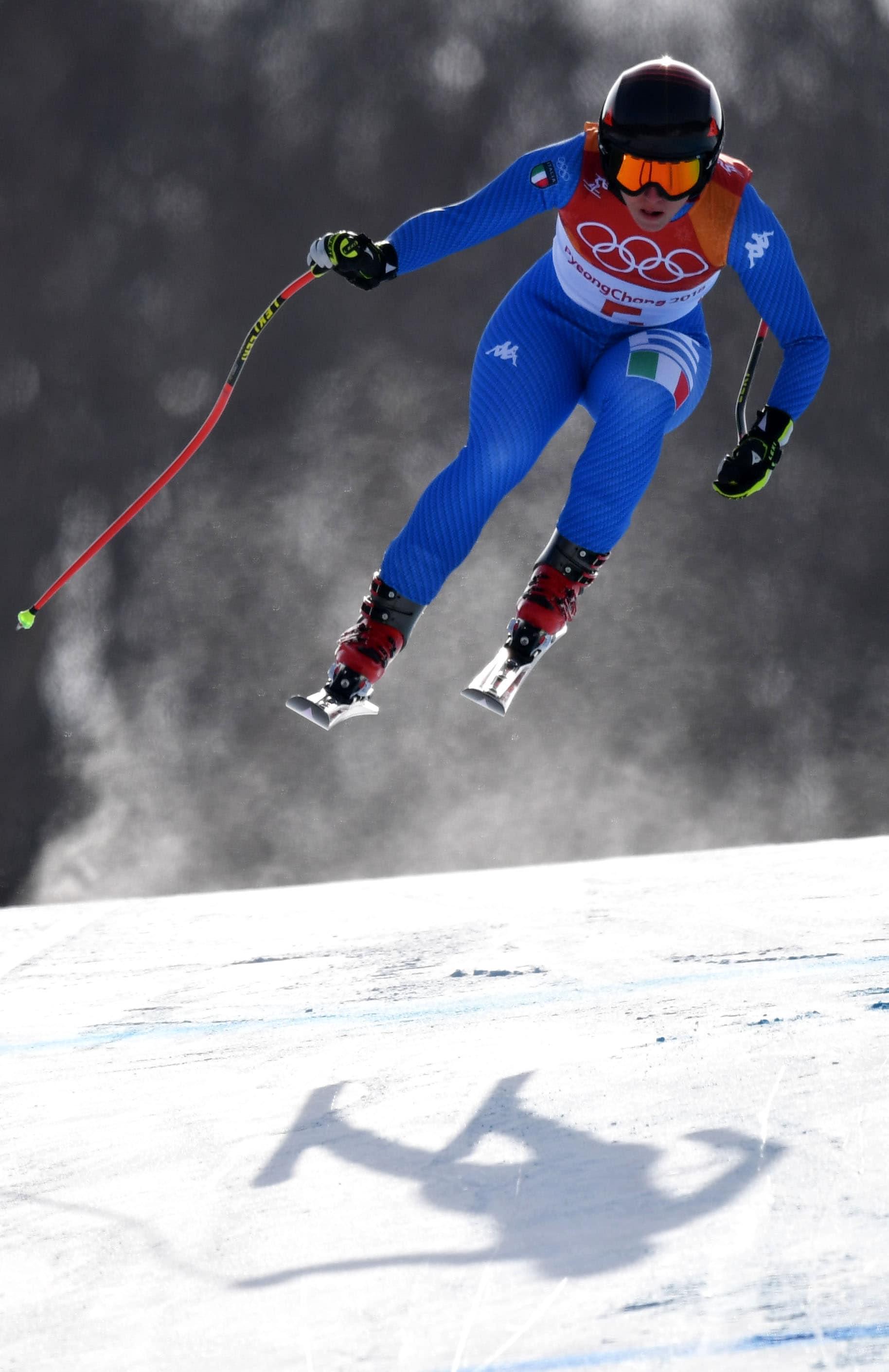 Le foto più belle della sciatrice Sofia Goggia, oro alle Olimpiadi / Image 20
