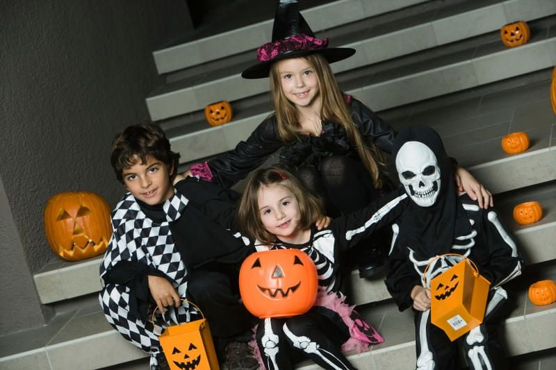 Halloween: che i preparativi abbiano inizio!