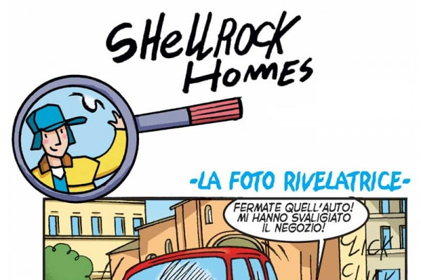 Shellrock Homes | La foto rivelatrice