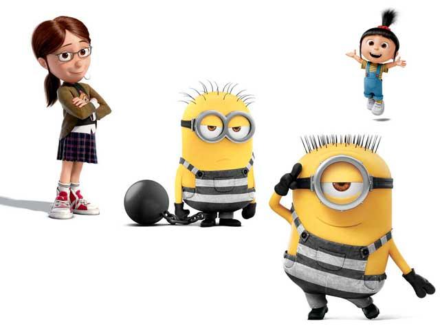 """""""Cattivissimo Me 3"""" uscirà nelle sale cinematografiche il 24 agosto"""