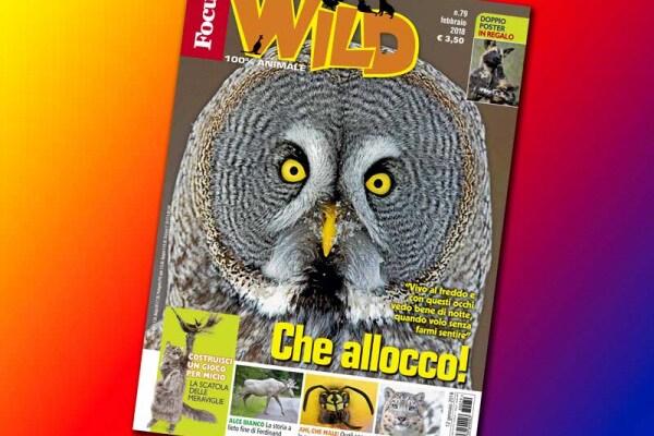In esclusiva per voi tutti gli extra di Focus Wild n. 79!