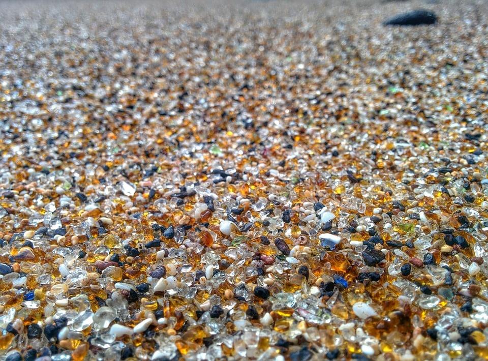 spiagge più strane
