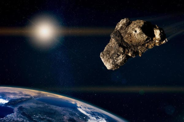 Un asteroide gigantesco sfiorerà la Terra!