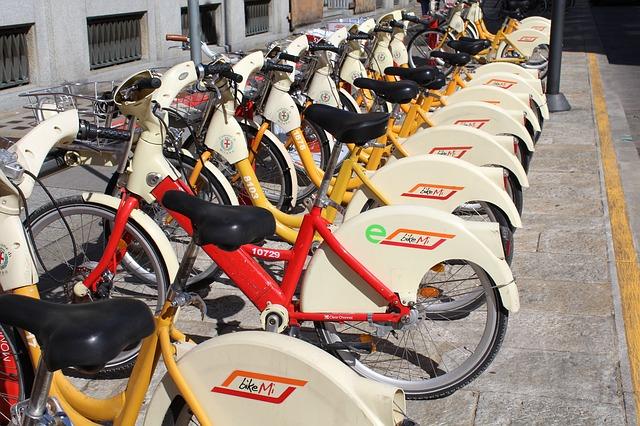 Le città italiane dove si usa di più la bicicletta