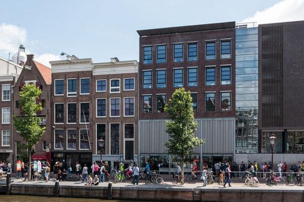 Anne Frank la sua casa