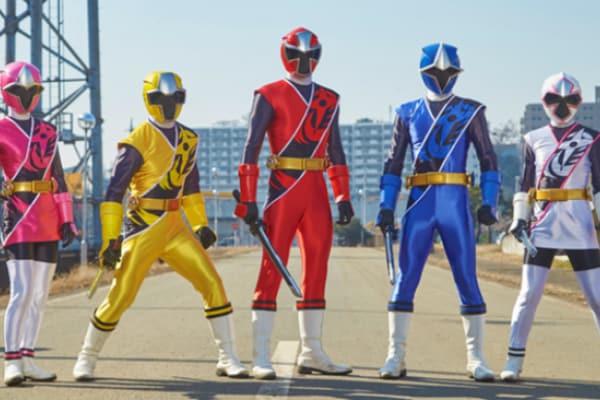 Il ritorno dei Power Rangers: da settembre su Pop!