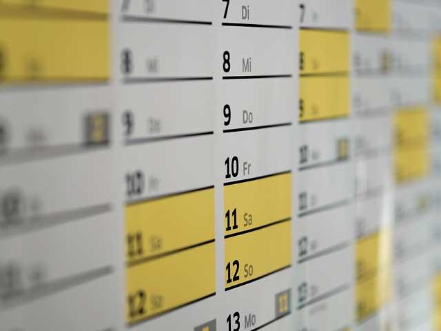 Calendario Traduzione Inglese.Divertenti Barzellette In Inglese Focus Junior