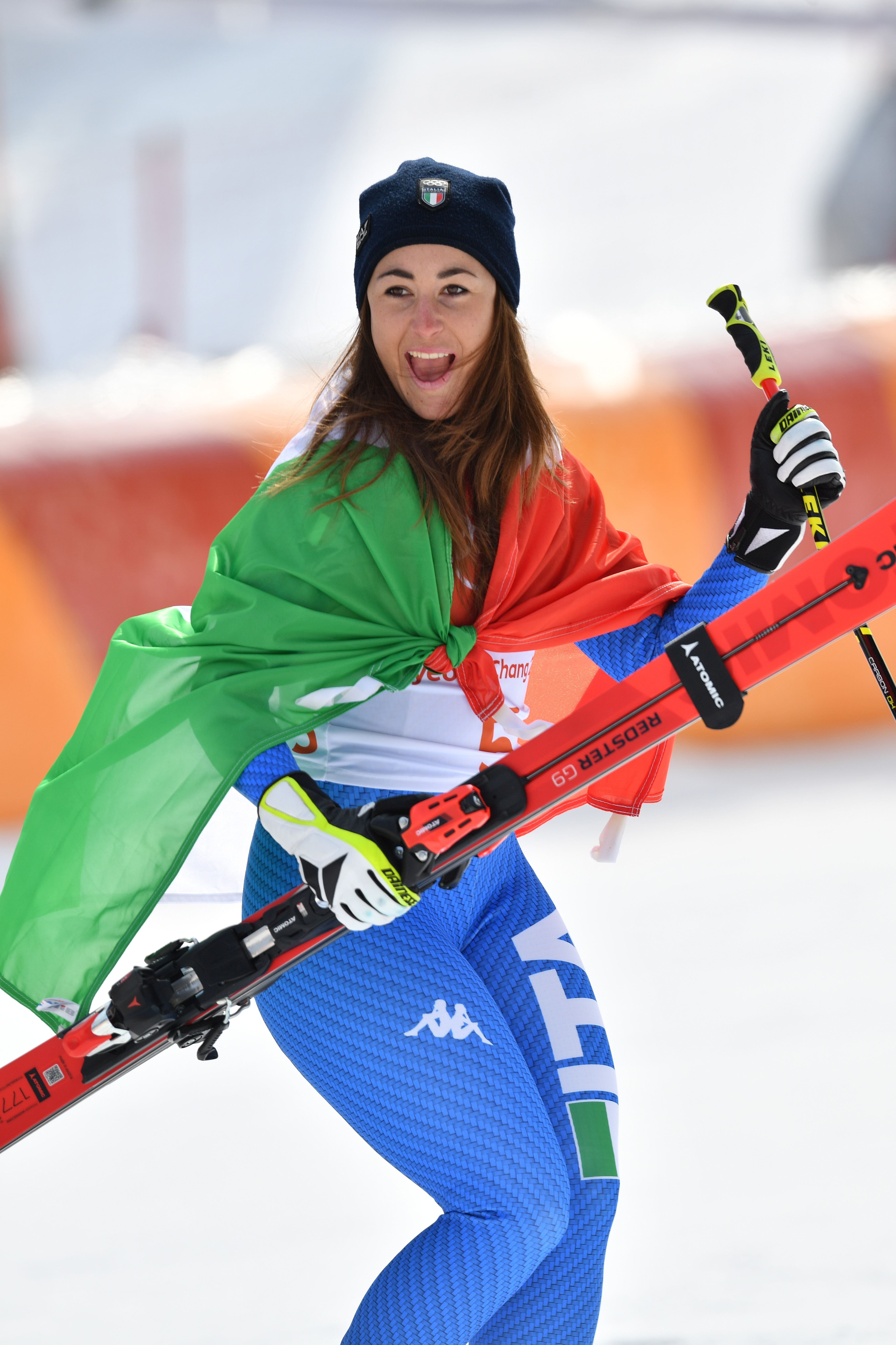 Le foto più belle della sciatrice Sofia Goggia, oro alle Olimpiadi / Image 6