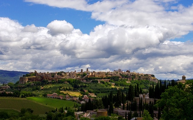 Geografia d'Italia | L'Umbria