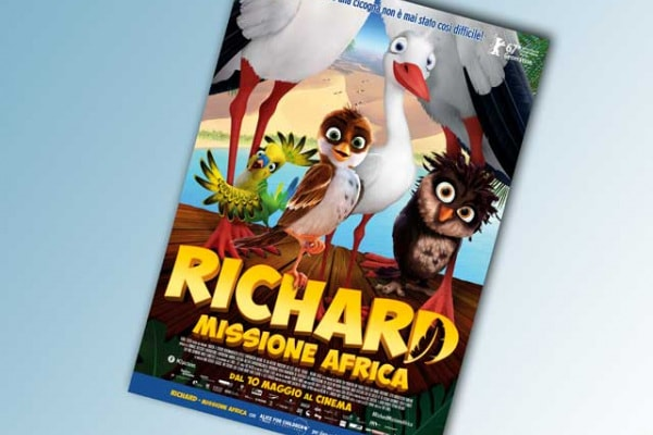 Al cinema | Richard missione Africa