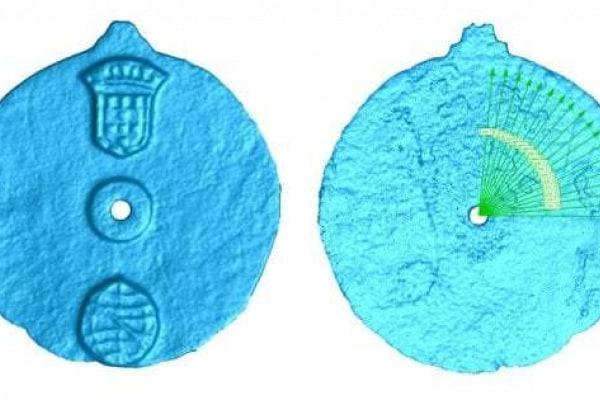 Trovato l'astrolabio di Vasco da Gama!