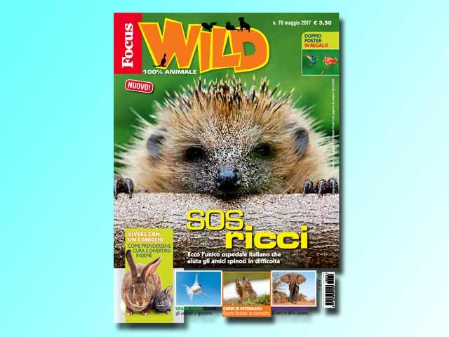 In esclusiva per voi tutti gli extra di Focus Wild n. 70