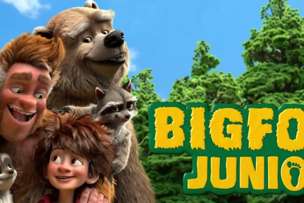 Bigfoot Junior: il leggendario guardiano della foresta arriva al cinema!