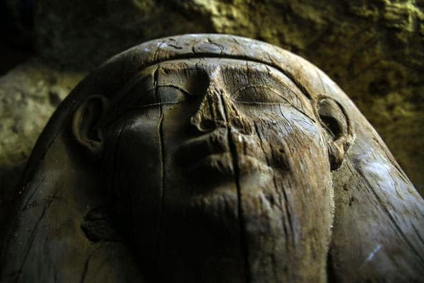 In Egitto è stata trovata una necropoli rimasta nascosta per più di 2000 anni!