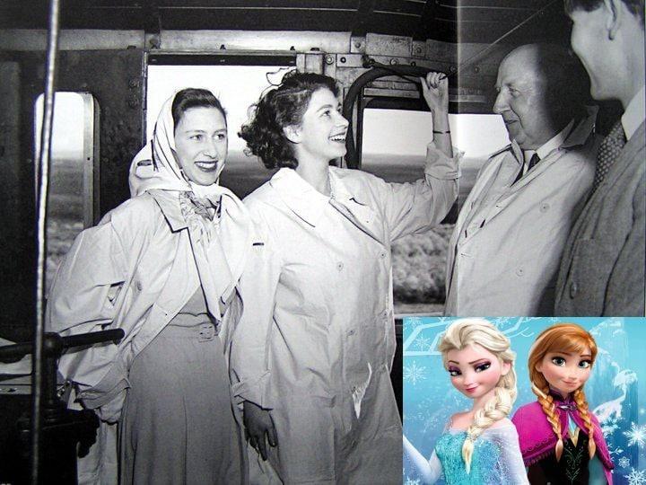 Chi sarebbero nella realtà le principesse Disney