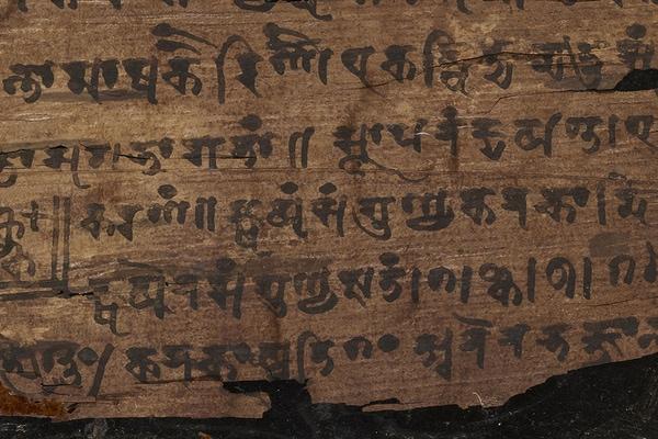 """Le origini dei numeri: scoperto il più antico """"zero"""" in un manoscritto indiano"""