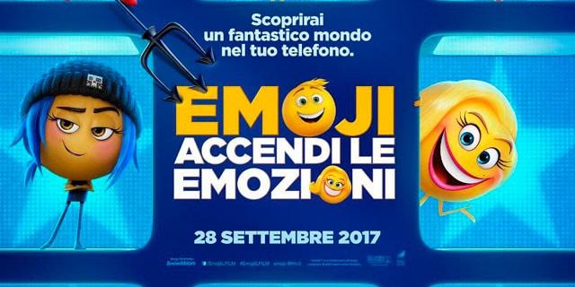 Emoji: le faccine gialle sono anche al cinema