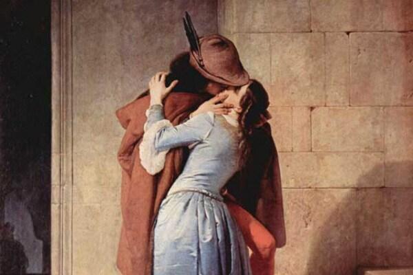 Oggi è la Giornata Mondiale del Bacio!